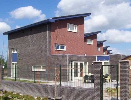 WNF Zonnewoning Goes DSH architecten