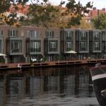 Impressies Nieuw Havenzicht Schiedam