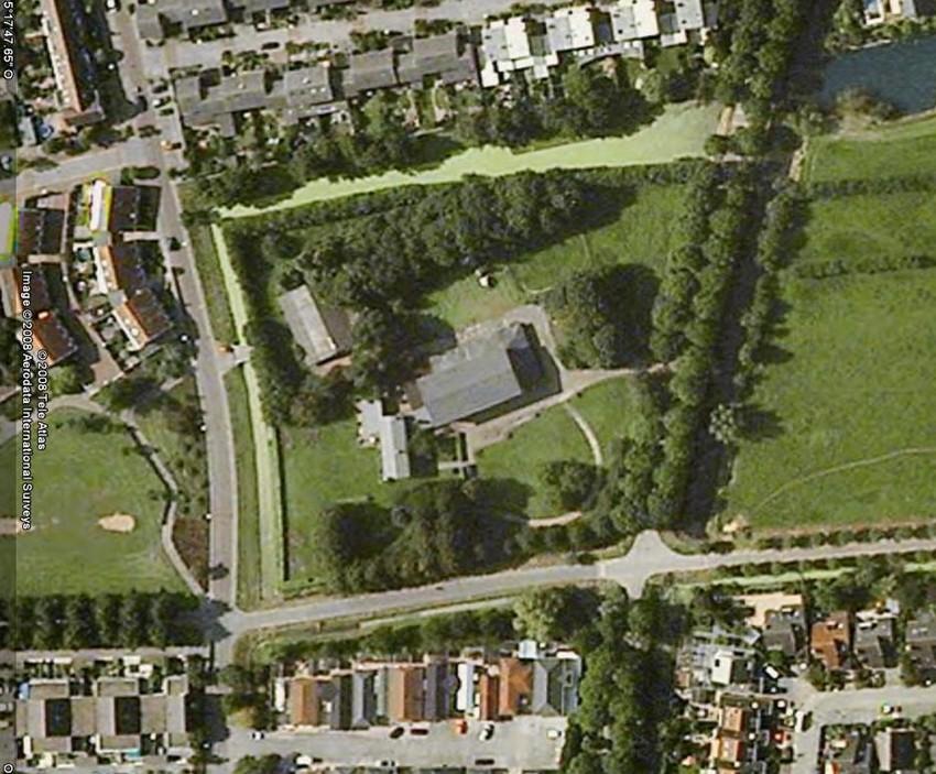 Oud Empel sateliet
